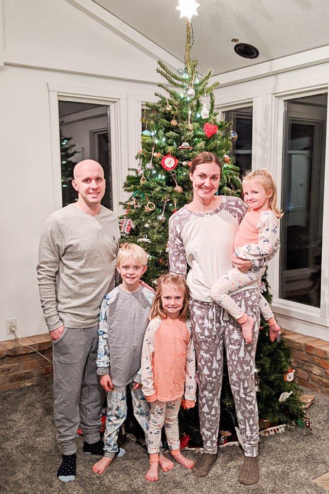 diy christmas pajamas 2019