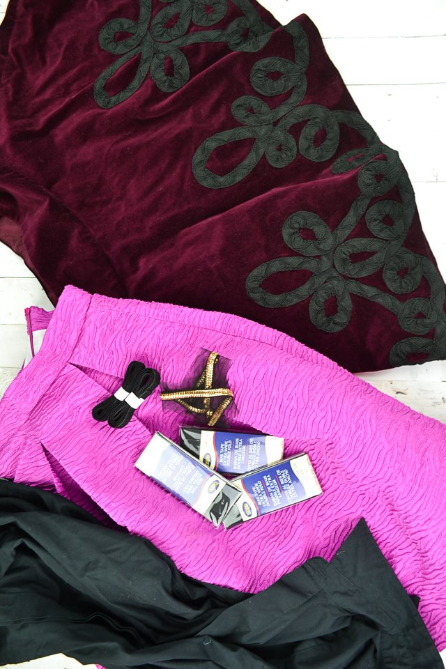 anna frozen 2 cloak supplies