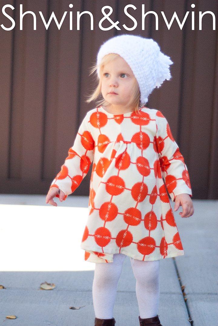 The Carolina Dress Free PDF Pattern