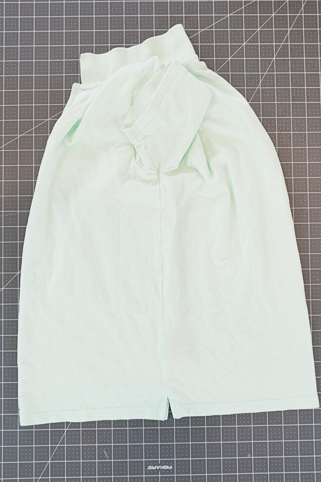 tips for cutting the upcycled shorts pants and bloomers