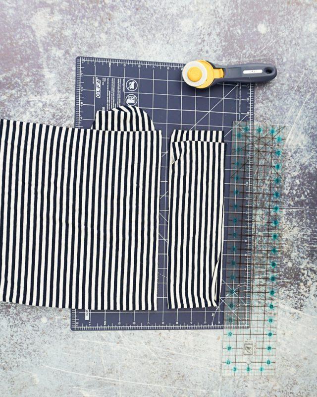 cut knit headbands