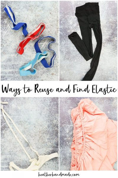 Ways to Reuse and Find Elastic