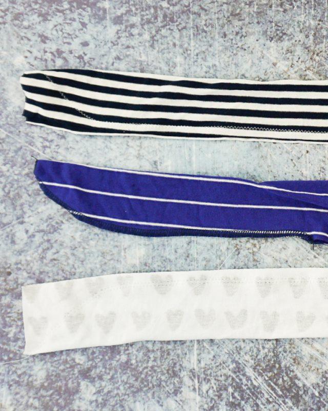 sew knit headband