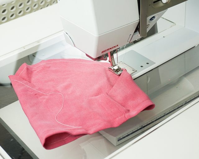 sew sleeve sewing machine