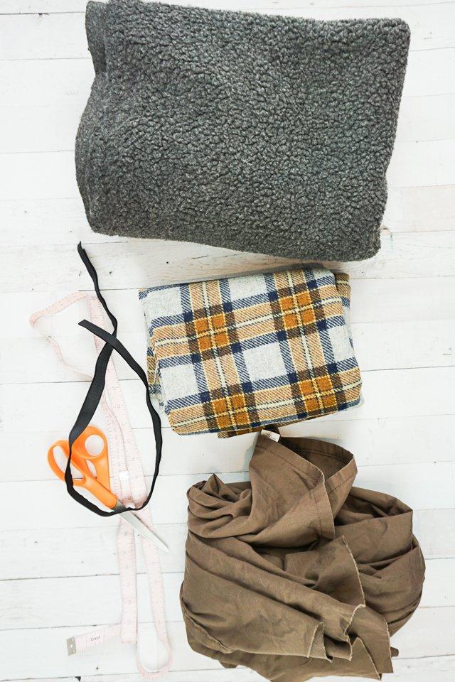 diy bean bag chair supplies
