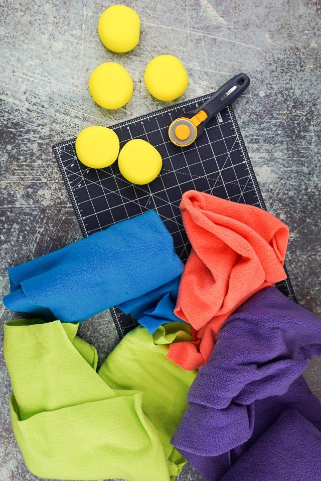 diy reusable water balloons supplies