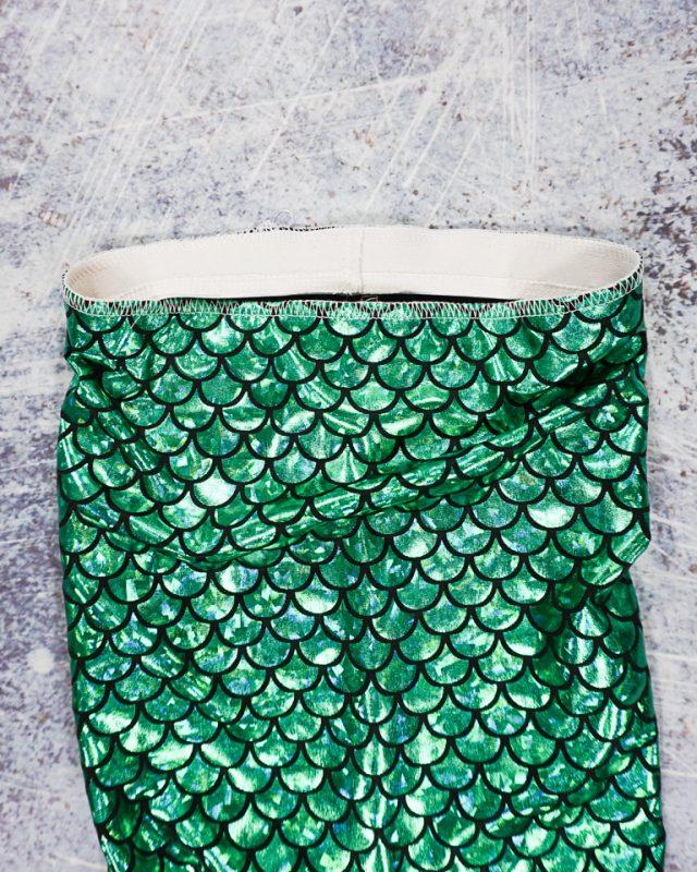 sew to skirt