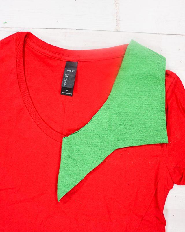 cut triangle pincushion shape