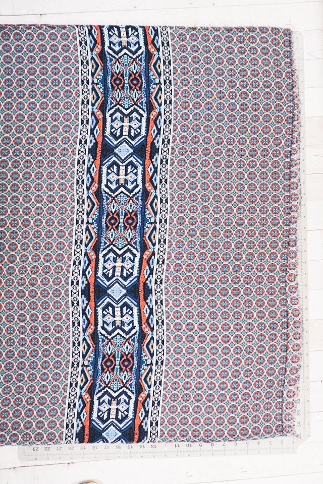 cut or rip fabric