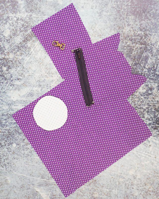 Small Zipper Pouch supplies