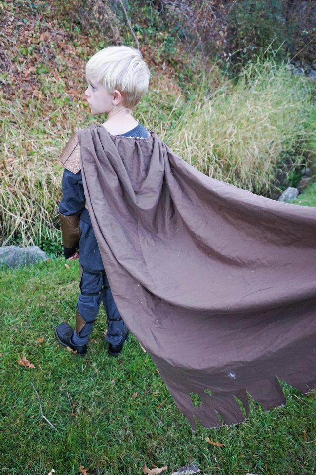 mandalorian cape