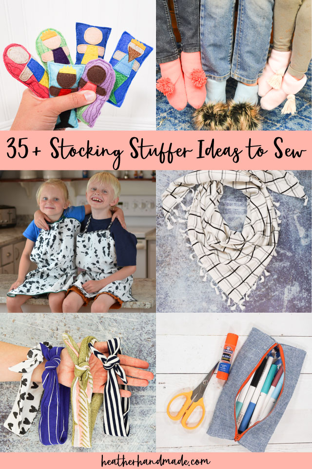 sew stocking stuffer ideas