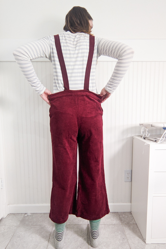 pants with waist too large