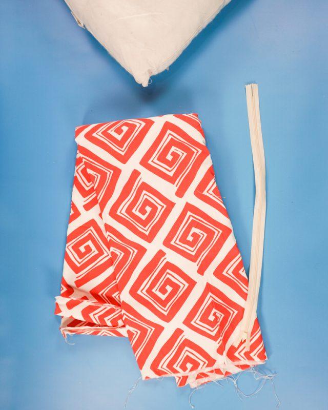 insivible zipper pillow supplies