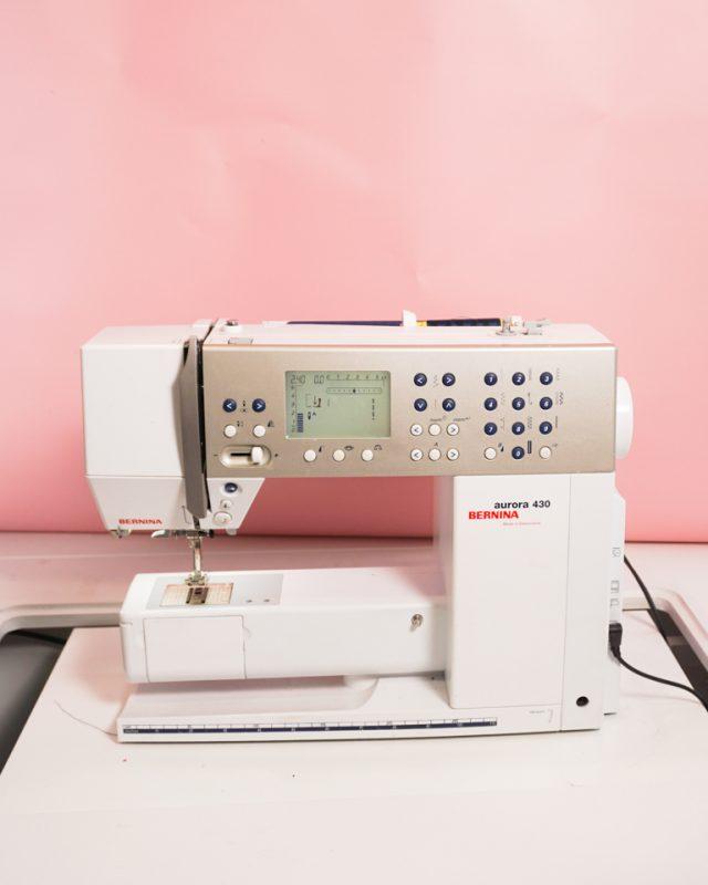 bernina aurora 430 sewing machine review