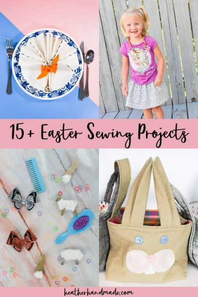 easter sewign projects