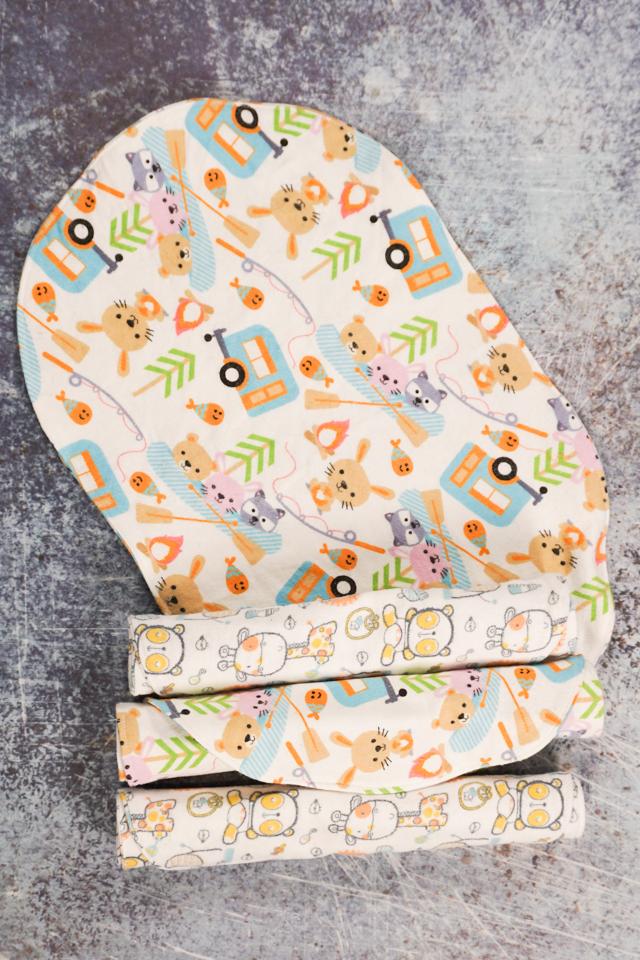Free Baby Burp Cloth Pattern