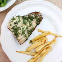 Grilled Redfish
