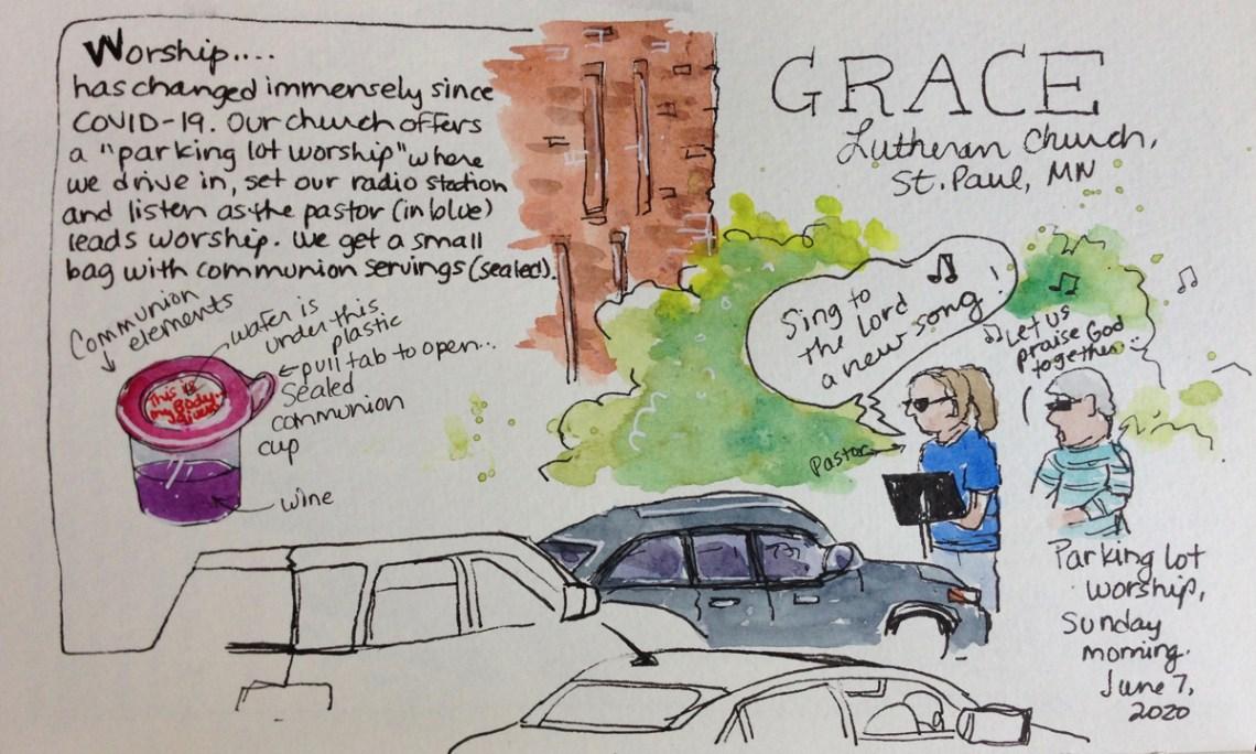 car worship june