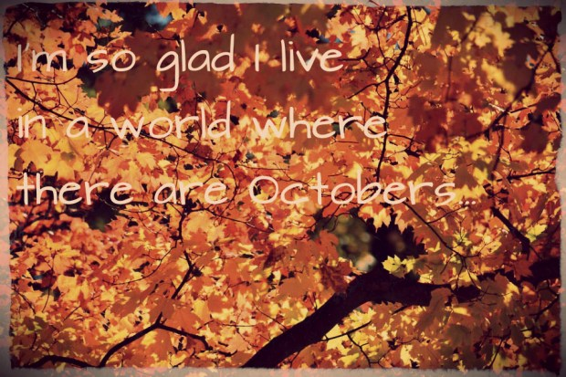A World of Octobers