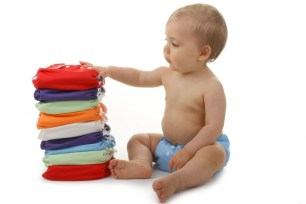 choosing cloth diapers