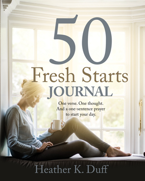 50 Fresh Starts Journal