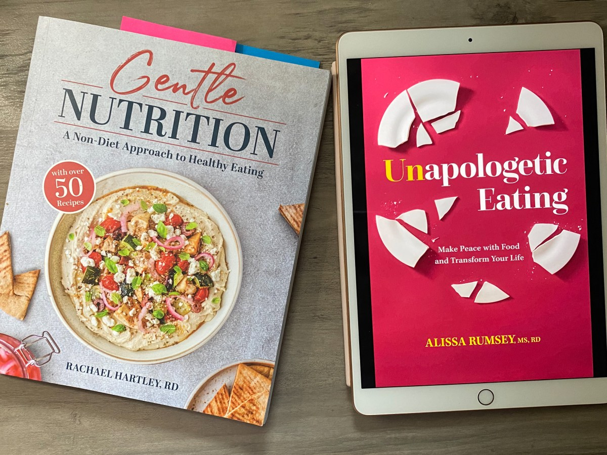Intuitive Eating Books
