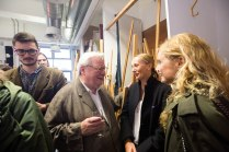 Sir Alan Parker and Maryam D'Abo