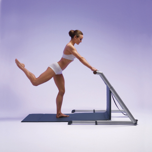Fluidity at home barre