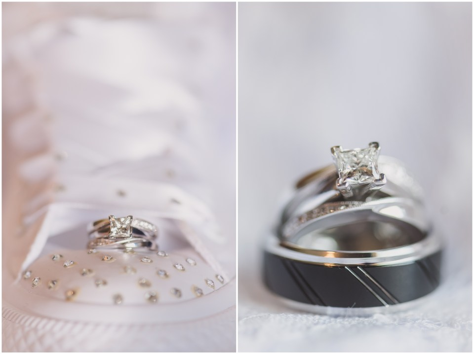 south jersey wedding photographer, ring shot