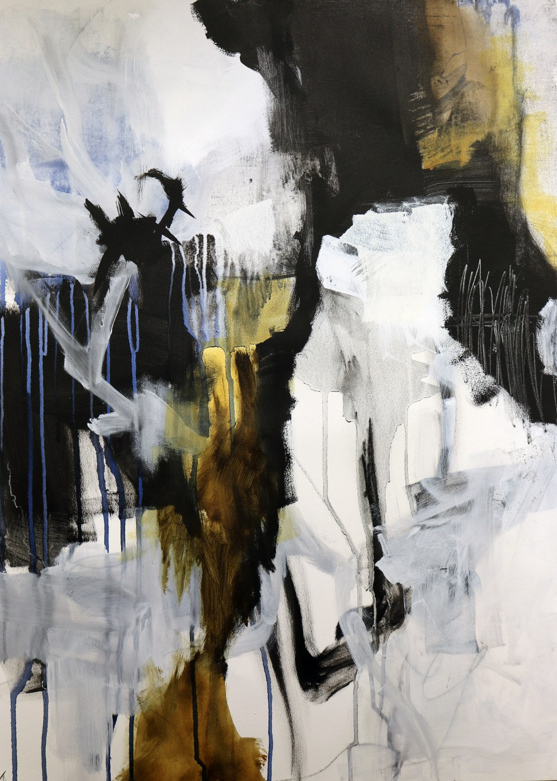 Painting - Unmasked II