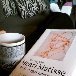 Chatting with Henri Matisse Review