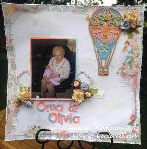 Oma and Olivia