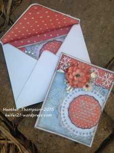 blessed envelope