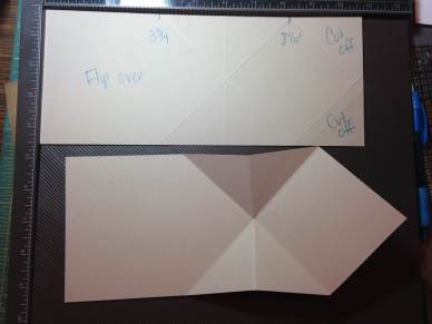 card set up 4