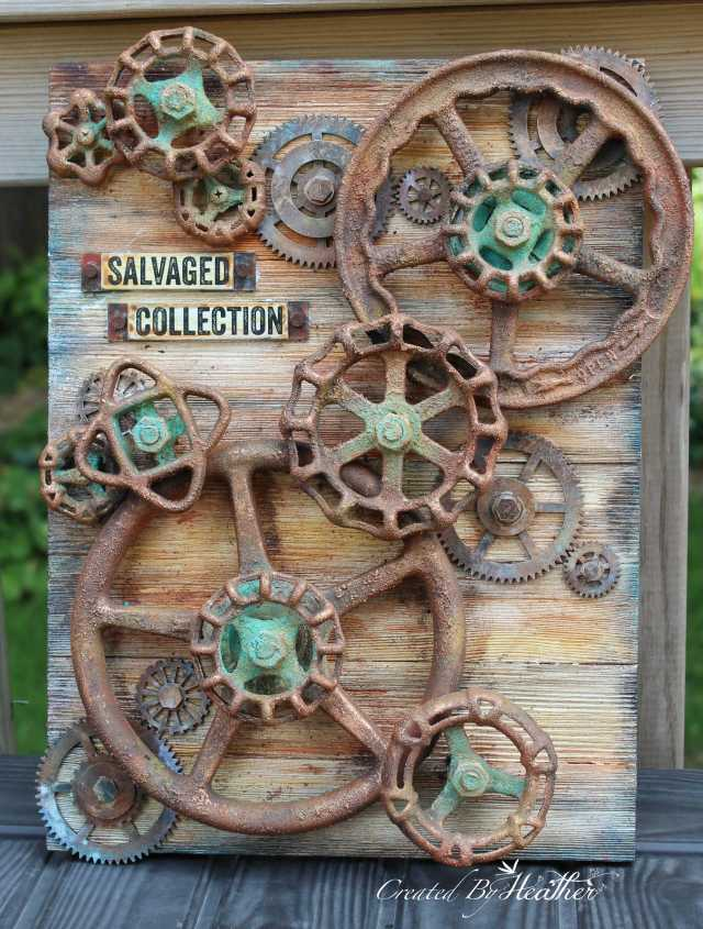 Steampunk Gears Blog Hop