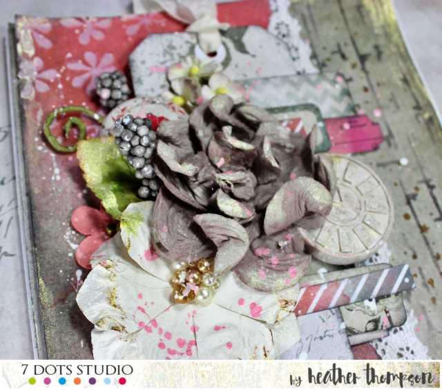 Heather homegrown card closeup