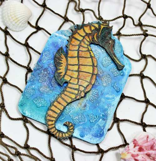 Creative Embellishments July challenge 2