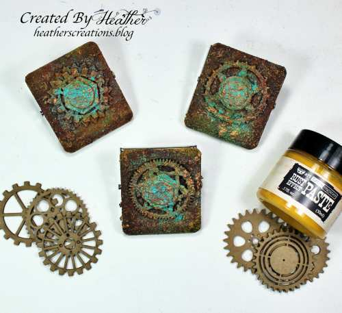 Rustic Magnets