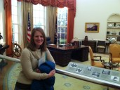 Oval Office - cool!