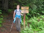 My body was strong to hike parts of Alaska!