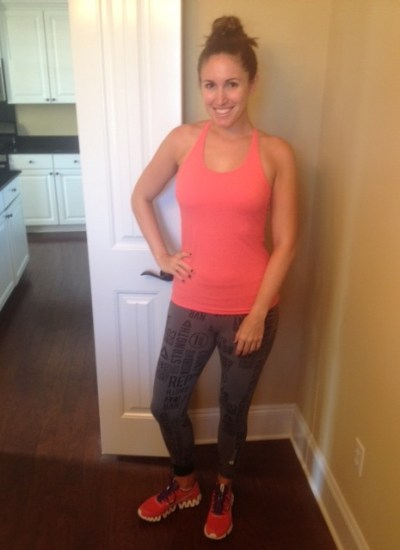 Reebok Workout Clothes Review