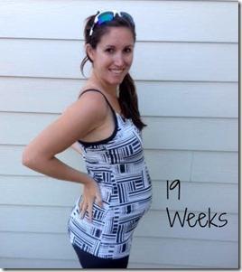 19weeks bump3