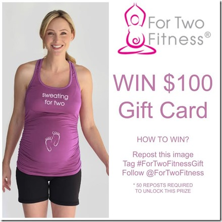 giveaway for two