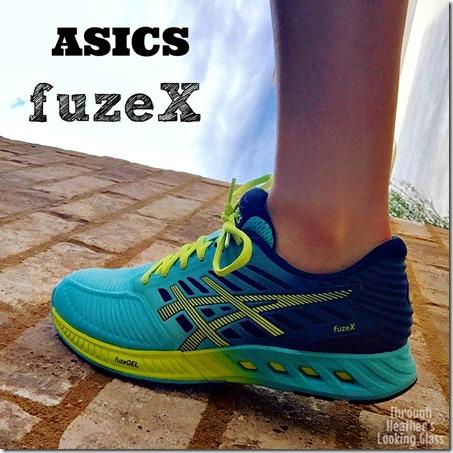 ASICS fuzex