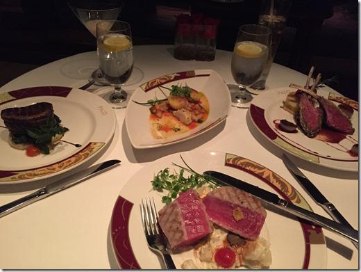 Palo dinner