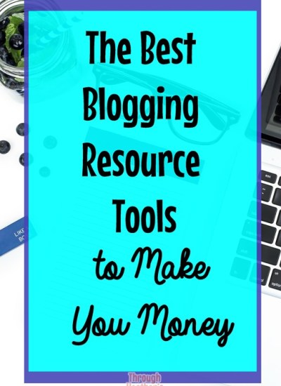The Best Blogging Resource Tools To Make You Money