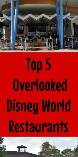 Top 5 Overlooked Disney World Restaurants