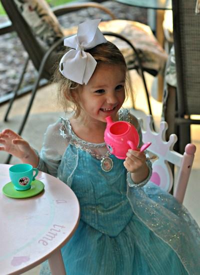 Tea Parties and Disney Junior