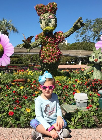 5 Reasons to Visit the EPCOT International Flower and Garden Festival